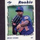 1996 Score Baseball #235 Ricky Otero - New York Mets