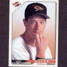 1996 Score Baseball #210 Jamie Moyer - Baltimore Orioles