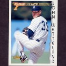 1996 Score Baseball #201 John Wetteland RR - New York Yankees