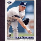 1996 Score Baseball #191 Scott Kamieniecki - New York Yankees