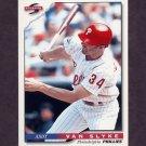 1996 Score Baseball #171 Andy Van Slyke - Philadelphia Phillies