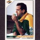 1996 Score Baseball #127 Ariel Prieto - Oakland A's