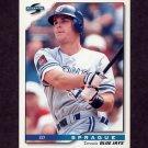 1996 Score Baseball #111 Ed Sprague - Toronto Blue Jays
