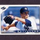 1996 Score Baseball #099 John Wetteland - New York Yankees