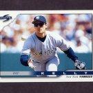 1996 Score Baseball #093 Pat Kelly - New York Yankees