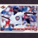 1996 Score Baseball #092 Kevin Foster - Chicago Cubs
