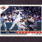 1996 Score Baseball #090 Tim Naehring - Boston Red Sox