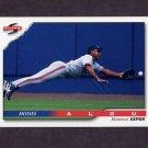 1996 Score Baseball #075 Moises Alou - Montreal Expos