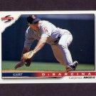 1996 Score Baseball #064 Gary DiSarcina - California Angels