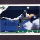 1996 Score Baseball #063 Ricky Bones - Milwaukee Brewers