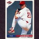 1996 Score Baseball #042 Tyler Green - Philadelphia Phillies