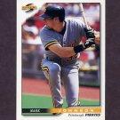 1996 Score Baseball #040 Mark Johnson - Pittsburgh Pirates