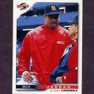 1996 Score Baseball #022 Brian Jordan - St. Louis Cardinals