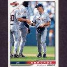 1996 Score Baseball #004 Jim Edmonds - California Angels