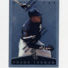 1995 Topps Baseball Finest Inserts #04 Frank Thomas - Chicago White Sox