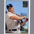 1997 Topps Baseball Mantle Insert #22 Mickey Mantle / 1953 Bowman - New York Yankees