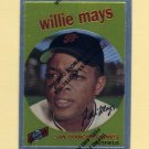 1997 Topps Baseball Mays Finest Insert #11 Willie Mays - San Francisco Giants