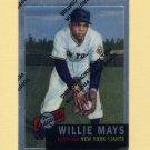 1997 Topps Baseball Mays Finest Insert #03 Willie Mays - New York Giants