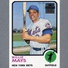 1997 Topps Baseball Mays Insert #27 Willie Mays - New York Mets