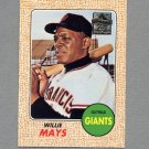 1997 Topps Baseball Mays Insert #22 Willie Mays - San Francisco Giants