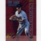 1997 Topps Baseball Inter-League Finest #ILM12 Gregg Jefferies / Cal Ripken