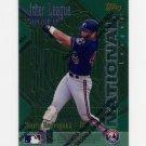 1997 Topps Baseball Inter-League Finest #ILM11 Henry Rodriguez / Joe Carter