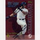 1997 Topps Baseball Inter-League Finest #ILM10 Todd Hundley / Bernie Williams