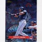 1997 Topps Baseball All-Stars #AS11 Albert Belle - Cleveland Indians