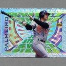 1997 Topps Baseball Sweet Strokes #SS11 Rafael Palmeiro - Baltimore Orioles