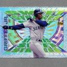 1997 Topps Baseball Sweet Strokes #SS06 Ken Griffey Jr. - Seattle Mariners