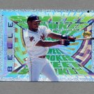 1997 Topps Baseball Sweet Strokes #SS03 Albert Belle - Cleveland Indians