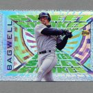 1997 Topps Baseball Sweet Strokes #SS02 Jeff Bagwell - Houston Astros