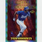 1997 Topps Baseball Season's Best #SB22 Tom Goodwin - Kansas City Royals