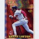 1997 Topps Baseball Season's Best #SB21 Kenny Lofton - Cleveland Indians