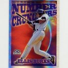 1997 Topps Baseball Season's Best #SB03 Ellis Burks - Colorado Rockies