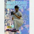 1997 Topps Baseball Awesome Impact #AI16 Mariano Rivera - New York Yankees