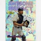 1997 Topps Baseball Awesome Impact #AI10 Jason Kendall - Pittsburgh Pirates