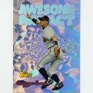 1997 Topps Baseball Awesome Impact #AI09 Chipper Jones - Atlanta Braves