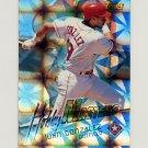 1997 Topps Baseball Hobby Masters #HM09 Juan Gonzalez - Texas Rangers