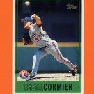 1997 Topps Baseball #467 Rheal Cormier - Montreal Expos