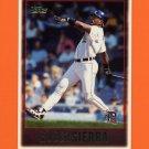 1997 Topps Baseball #452 Ruben Sierra - Detroit Tigers