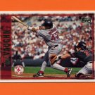 1997 Topps Baseball #450 Mo Vaughn - Boston Red Sox