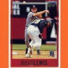 1997 Topps Baseball #442 Mark Lewis - Detroit Tigers