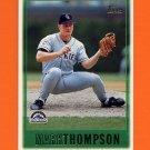 1997 Topps Baseball #441 Mark Thompson - Colorado Rockies