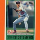 1997 Topps Baseball #437 Todd Stottlemyre - St. Louis Cardinals