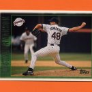 1997 Topps Baseball #434 Dustin Hermanson - San Diego Padres