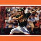 1997 Topps Baseball #432 Steve Wojciechowski - Oakland A's
