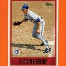 1997 Topps Baseball #426 John Olerud - Toronto Blue Jays