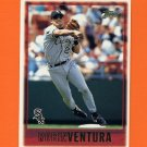 1997 Topps Baseball #425 Robin Ventura - Chicago White Sox