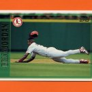1997 Topps Baseball #415 Brian Jordan - St. Louis Cardinals